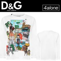 DOLCE & GABBANA☆大人もOK☆TOUR OF ITALY Tシャツ