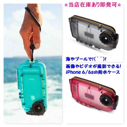 Urban Outfitters スマホケース・テックアクセサリー 【Urban Outfitters】水中撮影OK! iPhone防水ケース 6s/6 即発可