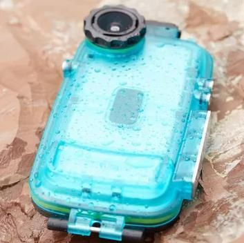 Urban Outfitters スマホケース・テックアクセサリー 【Urban Outfitters】水中撮影OK! iPhone防水ケース 6s/6 即発可(8)