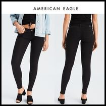☆American Eagle Outfitters☆ デニムジェギンスパンツ