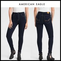 ☆American Eagle Outfitters☆Denim high rise pants