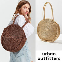 ☆Urban Outfitters サークル*ストロートートバッグ/2色☆送関込