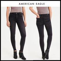 ☆American Eagle Outfitters☆ メタルステッチデニムパンツ