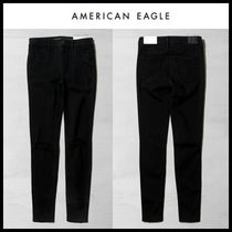 ☆American Eagle Outfitters☆ Denim high rise jogging pants