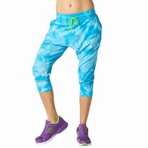 ☆ZUMBA・ズンバ☆All Night Cropped Harem Dance Pants