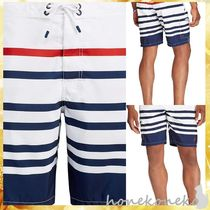 【国内発 Ralph Lauren 送料込】Kailua Striped Swim Trunk2