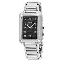 破格値 FENDI(フェンディ) Classico Rectangular Quartz Ladies