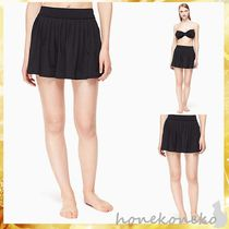 【国内発 Kate Spade 送料込】Georgica beach swimskirt