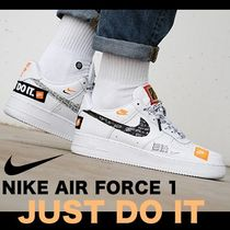 18SS 夏仕様 NIKE AIR FORCE 1 JUST DO iT エアフォース ワン