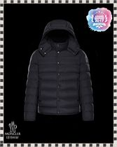 【MONCLER】1819AW NAZAIRE ブラック
