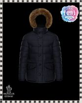 【MONCLER】1819AW CLUNY ブルー