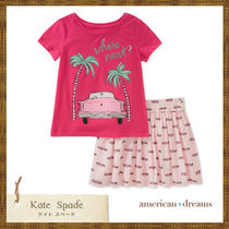 SALE! kate spade【ケイトスペード】Tシャツ&スカートセット