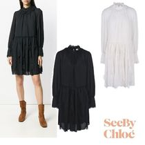 ☆ See By Chloe ☆laser-cut detail ワンピース☆関税込