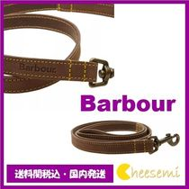 Barbour(バブアー) 首輪・ハーネス・リード 【老舗★Barbour】LEATHER DOG LEAD レザー ドッグ リード