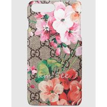 【GUCCI】GG Blooms  iPhone 7plus & 8plus カバーケース 花柄
