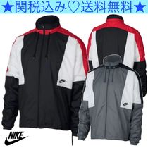 ★NIKE★WOVEN RE-ISSUE JACKET★カラーブロック★2色★