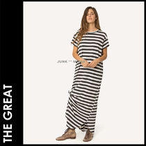 ★追跡&関税込【THE GREAT】ワンピース/The Knotted Tee Dress