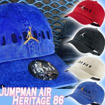 新作★ MEN'S AIR JORDAN CAP ★Heritage 86★JUMPMAN★男女兼用