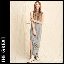 ★追跡&関税込【THE GREAT】ワンピース/The Sleeveless Knotted