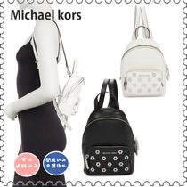 【MICHAEL KORS】Wythe Extra Small Flowerバックパック(関税込)
