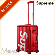 【国内即発】SUPREME RIMOWA TOPAS MULTIWHEEL RED 45L