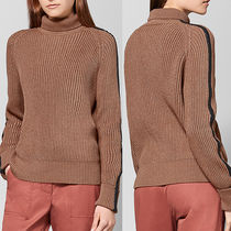 BOTTEGA VENETA Desert Rose Cotton Sweater