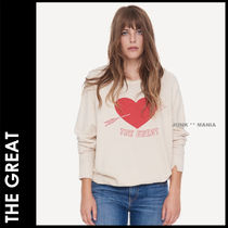★追跡&関税込【THE GREAT】The College Sweatshirt