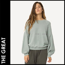 ★追跡&関税込【THE GREAT】The Bishop Sleeve Sweatshirt