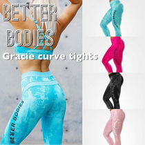 BETTER BODIES(ベターボディーズ) フィットネスボトムス 【送料込】全4色 BETTER  BODIES Gracie curve tights