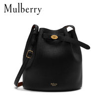 Mulberry(マルベリー) ショルダーバッグ・ポシェット 【送料込】Mulberry 18SS Abbey スモール バケットバッグ