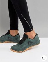 Reebok Training workout 2.0 trainers in green cn1501