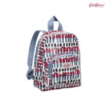 Cath Kidston★KIDS MINI RUCKSACK GUARDS WHITE