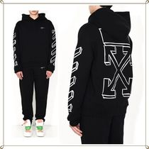 新作【Off-White】Diag Marker Arrows Hoddie
