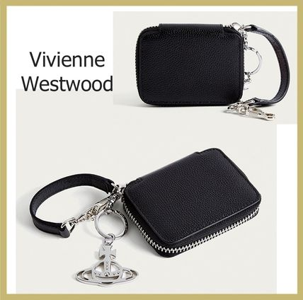 Vivienne Westwood☆キーリング付!スクエア コインパース