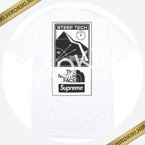 M/L/XLサイズ★Supreme The North Face Steep Tech T-Shirt Tee