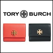 送料込★TORY BURCH Kira Foldable Medium 折り畳み財布♪