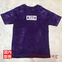 【入手困難・国内即発】KITH NYC  (MONDAY PROGRAM)   Logo Tee