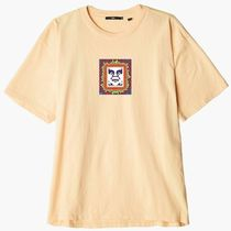 OBEY TRIPPED TEE 166711511 DUSTY PEACH