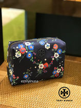 TORY BURCH★LARGE BRIGITTE COSMETIC CASE 50667*長財布OK