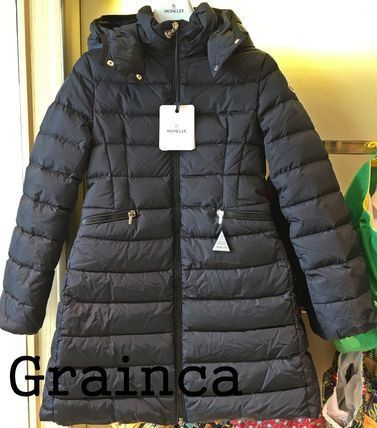 MONCLER キッズアウター MONCLER★18/19AW 大人気CHARPAL 大人もOK★ネイビー・関税込み(4)