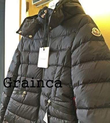 MONCLER キッズアウター MONCLER★18/19AW 大人気CHARPAL 大人もOK★ネイビー・関税込み(5)