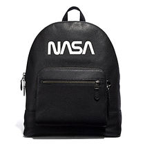 ☆COACH☆WEST BACKPACK WITH NASA MOTIF