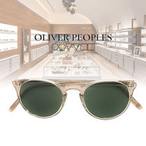 81acbb648ec OLIVER PEOPLES サングラス green