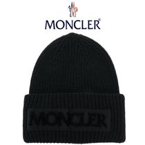 【18AW】MONCLER★cable knit beanie