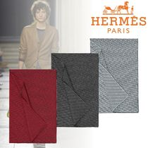 【規店買付】 HERMES Echarpe Wake Me Up ! スカーフ 3色 19AW