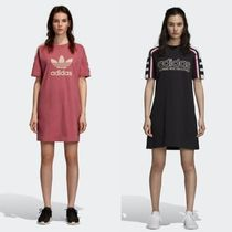 ◆adidas◆ WOMEN'S ORIGINALS TEE DRESS 2色