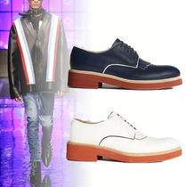 D SQUARED2 Bad Scout Bobo Flat Laced Up Shoes メンズシューズ