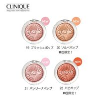 CLINIQUE(クリニーク) チーク 【クリニーク(CLINIQUE)】韓国限定色&新色! チークポップ