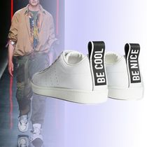 D SQUARED2(ディースクエアード)Be Cool Be Nice Sneakers