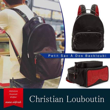 Christian Louboutin バックパック・リュック Christian Louboutin/ルブタン★Backloubi リュックバックパック
